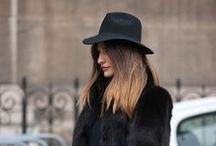 Hat Style / Fedora / Panama / Floppy / Felt / Straw Outfit inspiration for rocking a hat