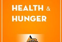 Hunger & Health / Fewer Oklahomans will experience hunger.