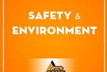 Safety & Environment / Oklahomans will prevent/decrease the degradation of their environments.