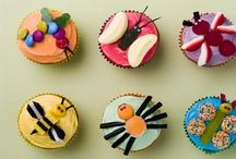Mini Beast Birthday Party / Creepy crawly party ideas for inquisitive young minds. / by Lucy G
