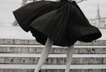Dress & skirt