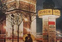 Sous le ciel de Paris...