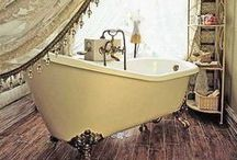 So Romantic..... / You now have the option of matching your bathroom products with the same theme and design, choosing amongst 17 collections. Choose your design and match you soap holder with your shower curtain, your bathmat, or even with your toilet seat!  More than 20 products are available per collection allowing you to find everything you need to create a harmonious decoration and the bathroom of your dreams with just one click.      www.evideco.com