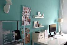 • H O M E  O F F I C E • / Home office