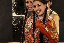 Central Asian Dance and Culture / Dance and culture from Central Asia