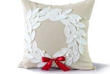 Holiday Pillows / Introducing fun and sophisticated holiday pillows from 14 Karat Home .