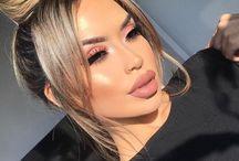> GLAM < / Make up slaaaay