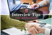 Interview Tips / How to prepare for and successfully go on an interview. Follow this board for tips before, during, and after your big interview!