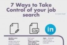 Job search and career search advice / Career search advice to help you find and land your next job, follow this board if you are seeking a new position.