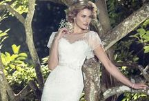 W E D D I N G ♡ D R E S S E S / Wedding dress inspiration from True Bride collections.