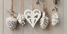 Winter Is Coming - Decorative Ideas for The North / Home decor and DIY ideas for home for the winter time.