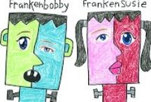 Art Lessons for Kids / by Deann Uhles Scott