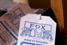 Lane Inspiration: Best of British Brands