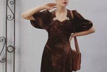 Vintage Fashion /