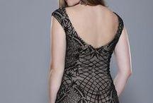 Short dresses / Visit us @ www.shailkusa.com