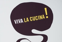 Lane Prints: Viva La Cucina! Kitchens, cooking, cucinas + cakes / Fun and varied pinboard inspired by our love of all things kitchens and cooking. Viva la Cucina lithographic print by Lane: http://www.lanebypost.com/shop/viva-la-cucina-print