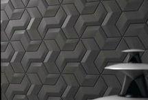 pisos y revestimientos de hormigón / diferentes texturas para darle terminación a pisos y paredes