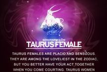 MY STAR SIGN TAURUS / my weekness and strength