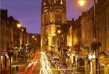 BRISTOL  AND BATH  My birthplace, childhood memories<3 / my city