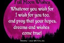 WISHES / OUR HEARTS DESIRES