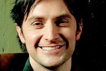 RICHARD ARMITAGE (YOUNG  MAN) where it all began / our young richard