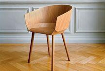 Seat + setting.  / Furniture love.