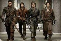 BBC THE MUSKETEERS  / OR EVERYONE FOR THEMSELVES !!!!