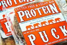 Protein Puck / This board provides information on our product, PROTEIN PUCK!