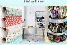 Home - Organization / by Amanda Peterson