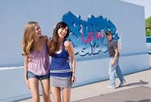 NIVEA ANGEL STAR - banzai studio - www.banzaistudio.tv / In Banzai Studio we made the set for Nivea Angel Star spot. We build a huge wall and draw a graffiti.  Construcción de decorado por Banzai Studio para el spot de Nivea Angel Star: Un enorme graffitti.  https://www.youtube.com/watch?v=l1H-skcVUR4  https://www.youtube.com/watch?v=DURNjDxOmmA  www.banzaistudio.tv