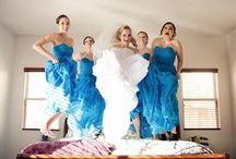 Funny Wedding Photosession