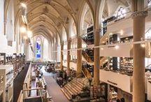Fascinating bookshops