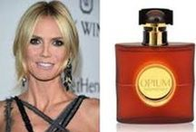 Los perfumes de las celebrities