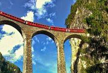 Switzerland Travel / Amazing photos and travel destinations in Switzerland.
