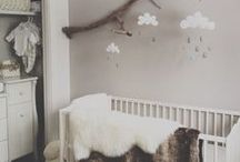 Nursery / Nursery inspiration