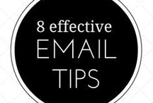 Email tips & tricks / Helping you use email more effectively.