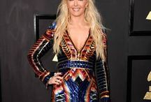 Grammys 2017: Best Dressed / Check out all the hot celebs on the red carpet for the annual Grammy's!  #fashion #celebs #redcarpet #Hollywood #losangeles #designer