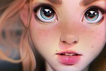 ~ Inspirational characterdesign