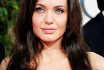 Angelina Jolie / by Bleach Blonde
