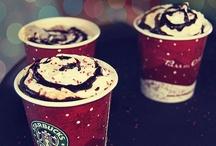 I ♡ Coffee / by Bleach Blonde