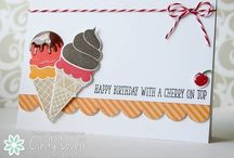 Handmade Card/Tags Ideas / by Debbie Vue