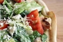 Food: Italian  / by Bleach Blonde