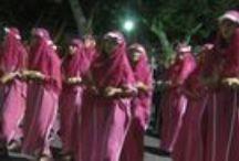 Moors and Christians 2013 festival / Más información en: http://www.pegonatura.es/