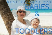 Travelling with Toddlers ☆ / Everything you need to know if you have a toddler -  or two - on board!