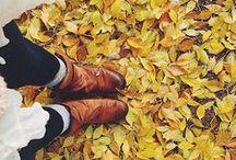 Colores de otoño ♣ Colors de tardor ♣ Fall colors ♣ Herbstfarben / Su nombre proviene del dios egipcio Atum que simboliza el sol que se oculta en la tierra. El período que comprende los meses de septiembre-noviembre en el hemisferio norte y marzo-mayo en el hemisferio sur. Durante el otoño, las hojas de los árboles caducos cambian y su color verde se vuelve amarillento y amarronado, hasta que se secan y caen ayudadas por el viento que sopla con mayor fuerza. A partir de esta estación, la temperatura comienza a bajar. Fuente:Wikipedia http://www.pegonatura.es/