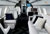 Planes, Trains & RV's Interiors / by Divinity Interior Design