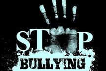Stop bullying / It has happened to me it ended up with me being in the hospital so don't bully it really hurts / by Caitlin