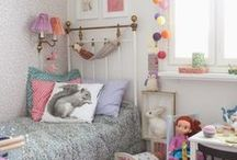 Little Spaces / Childrens room inspo
