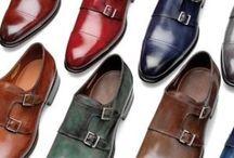 Chaussures de couleur