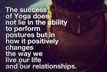 Yoga - kindness to the body